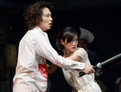 前田敦子舞台