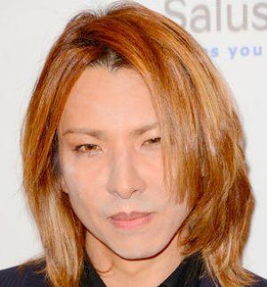 yoshiki素顔