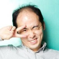 トレンディエンジェル斎藤のトップハゲ