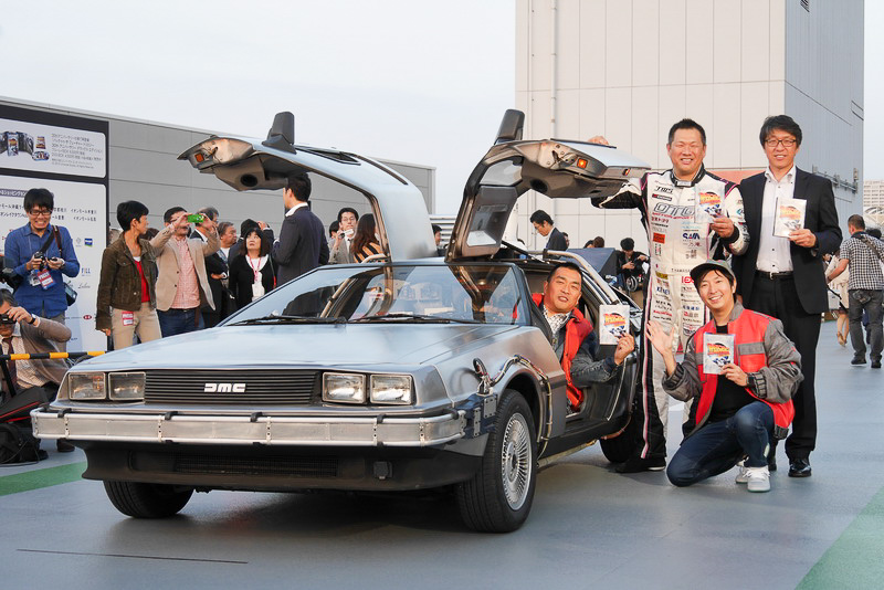 backtothefutureお台場