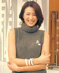 吉瀬美智子モデル1