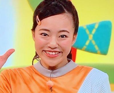 秋元杏月の歯並び