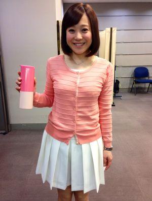 江藤アナのカップ
