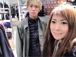 岡田の息子