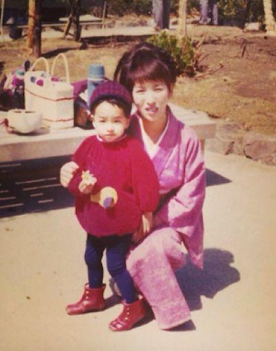 YOSHIKIの母の千恵子